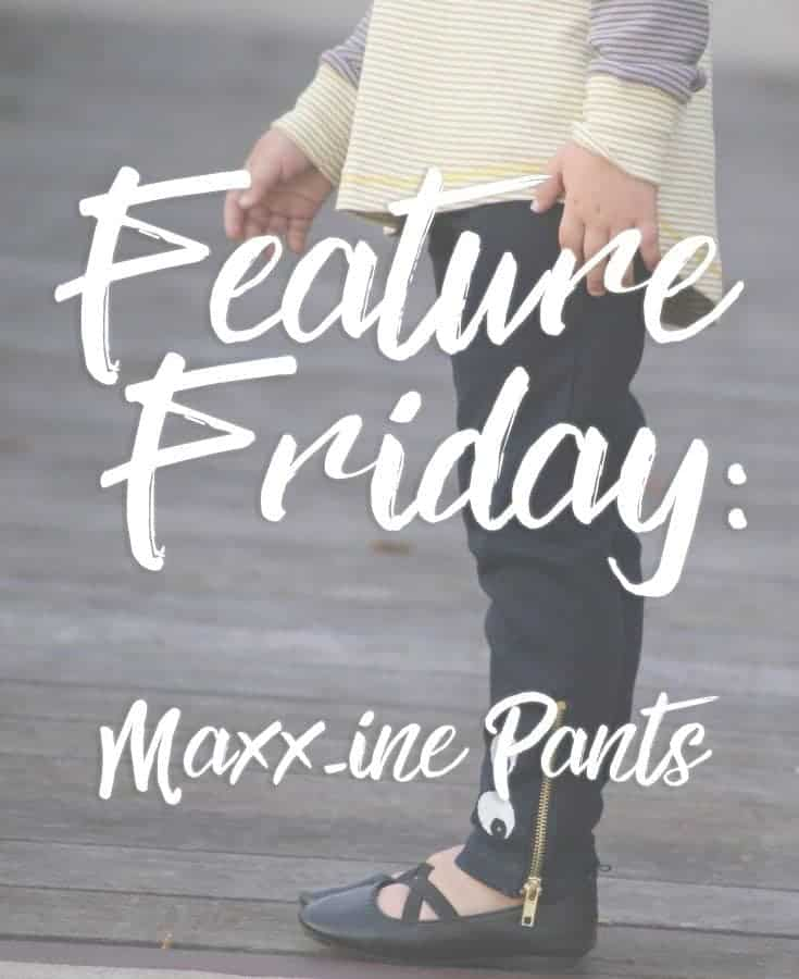 Feature Friday: Maxx-ine slim-fit pants
