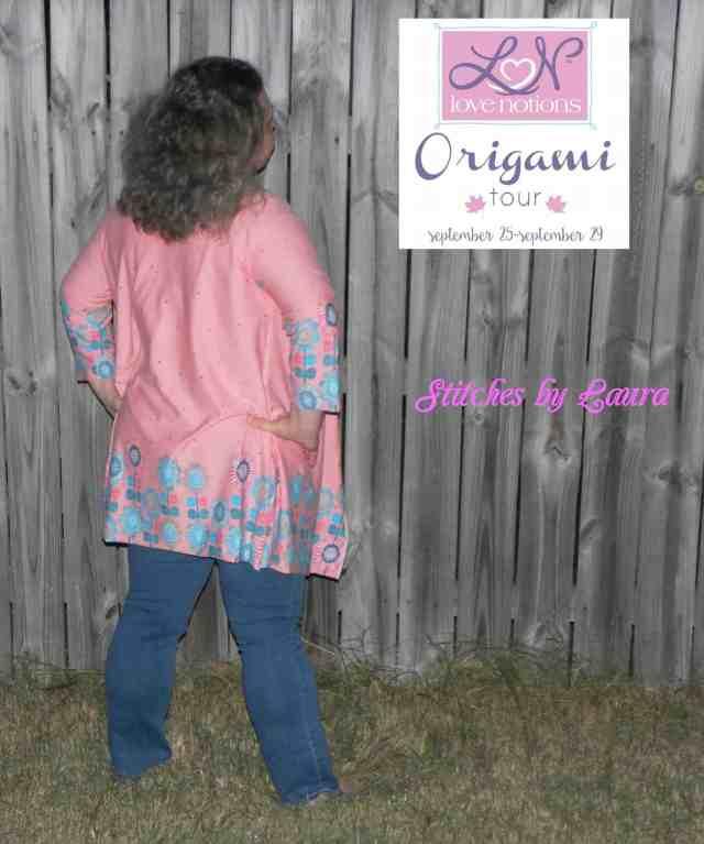 origami blog tour