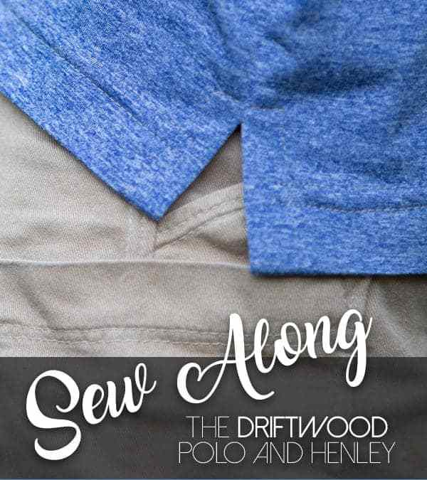 Driftwood Sew Along: Day 4