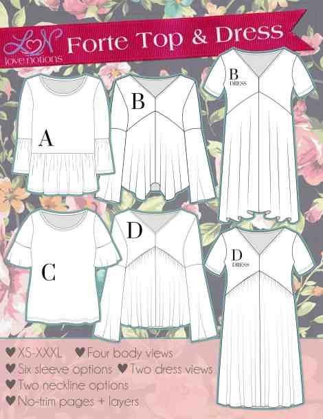 Forte Top & Dress