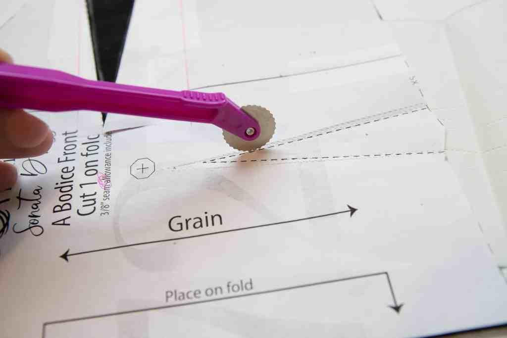 marking patterns