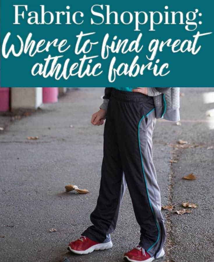 athletic fabric