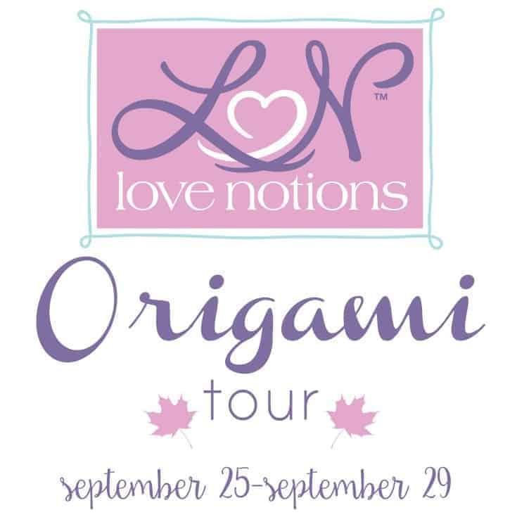origami tour