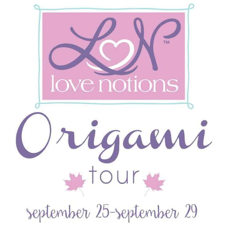 Origami Blog Tour Day 4