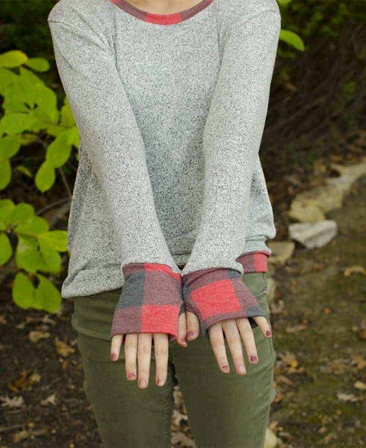 thumbhole hack with love notions
