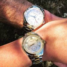 His and hers Philip Steins in for review