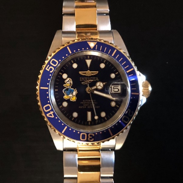 PG's Invicta Donald