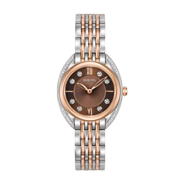 Bulova Classic Diamonds 98R230