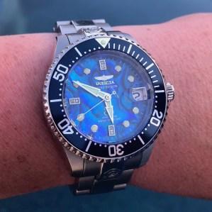 Invicta Grand Diver