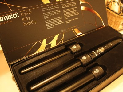 How To Curl Your Hair with a Clipless Curling Iron