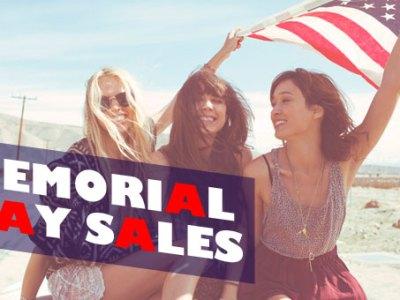 Best Memorial Day/Weekend Sales!!