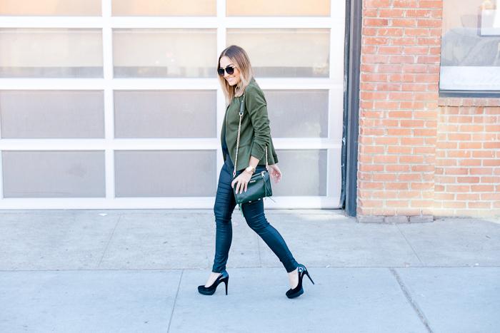 Target Blazer Black Skinny Jeans Jeggings