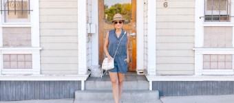 No Fuss | 6 Reasons to Wear a Romper