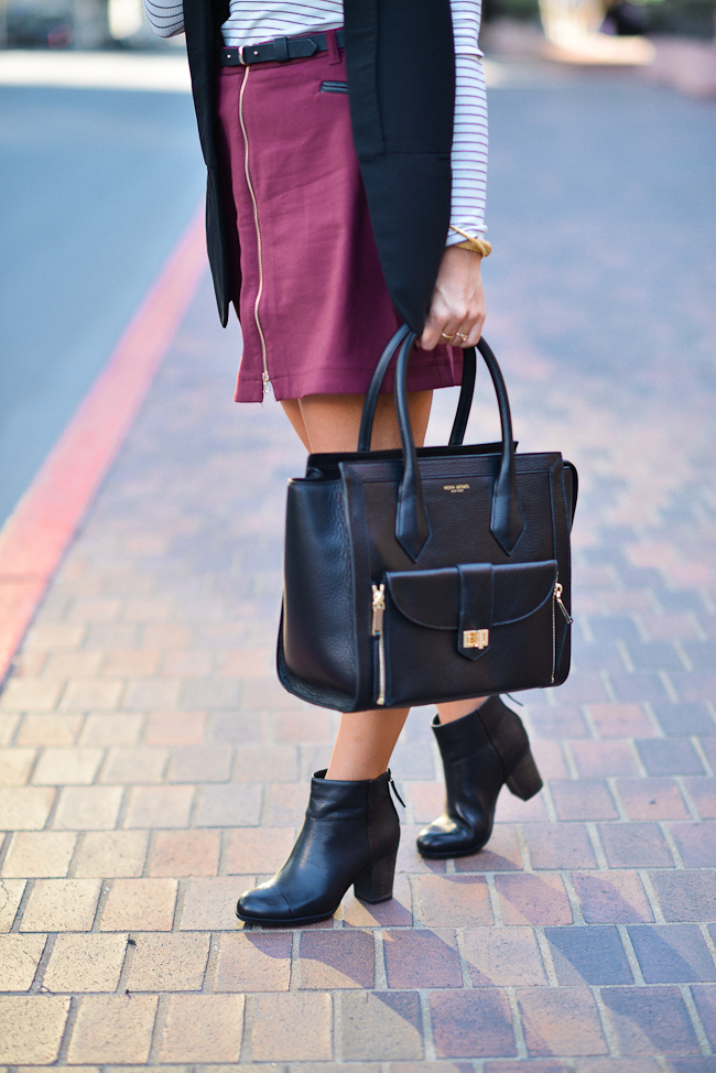 henri bendel black bag