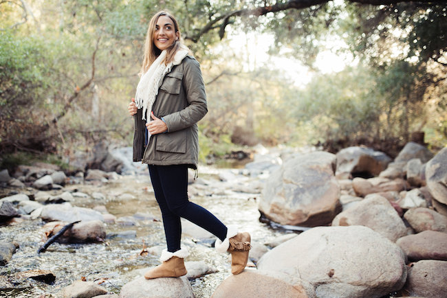 olia walking creek madden girl