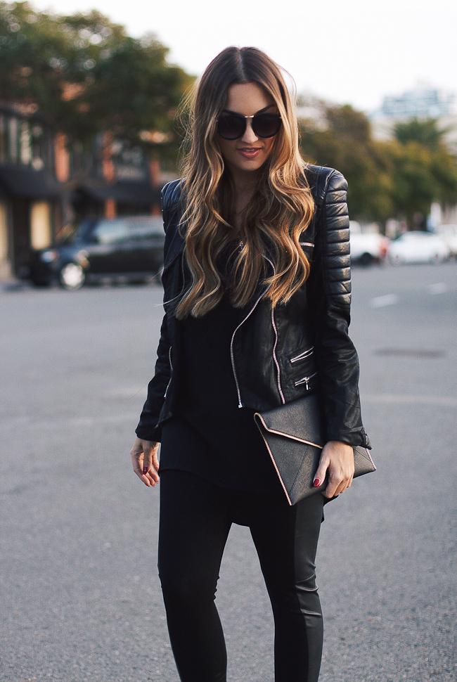 All Black Moto