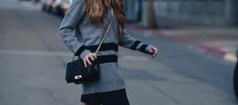 Sweater Dress Combo