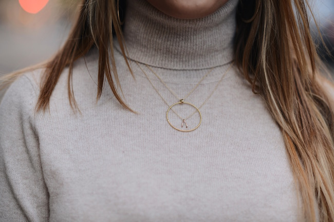 dogeared necklaces