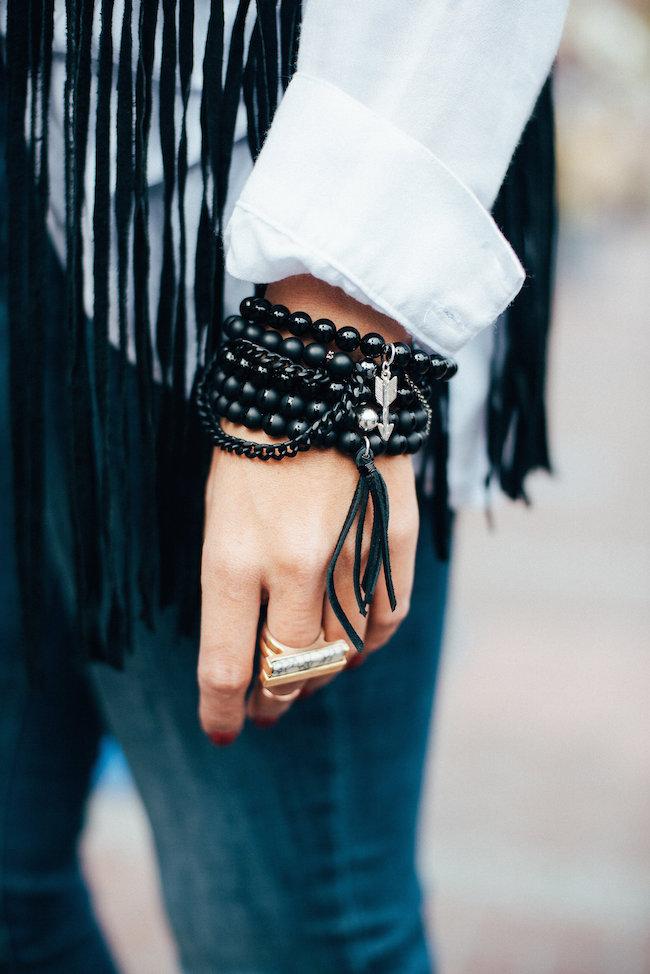 mint by noel bracelet