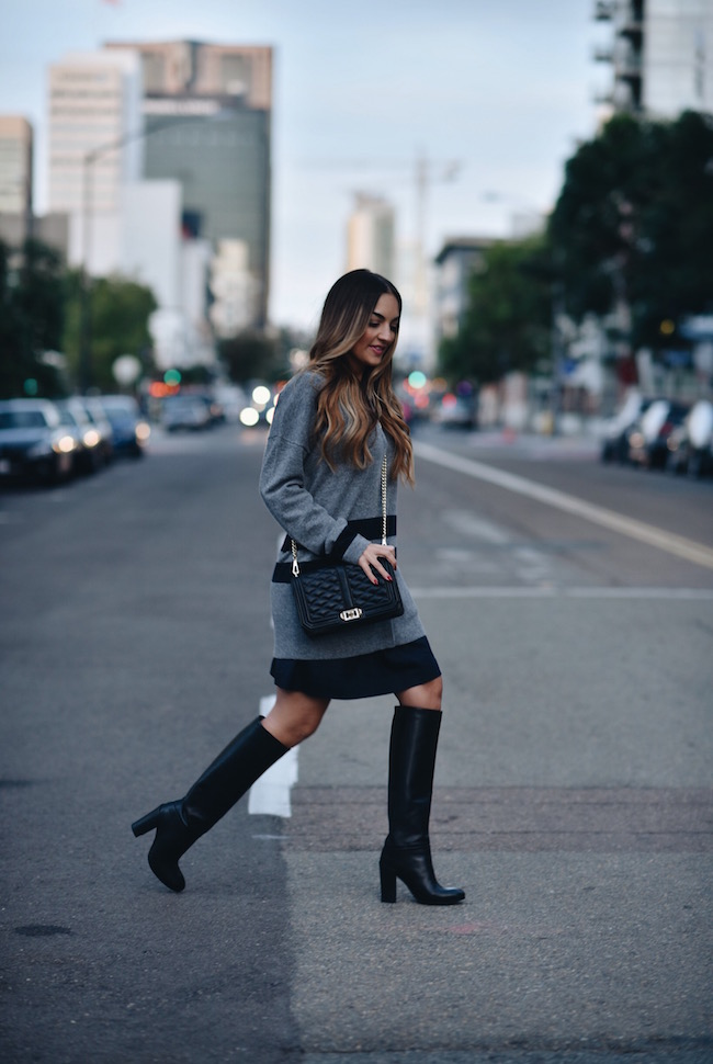 olia walking knee boots