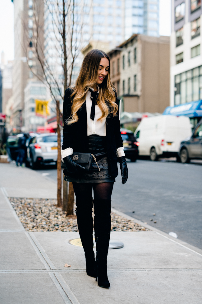 Forever 21 NYFW Outfit