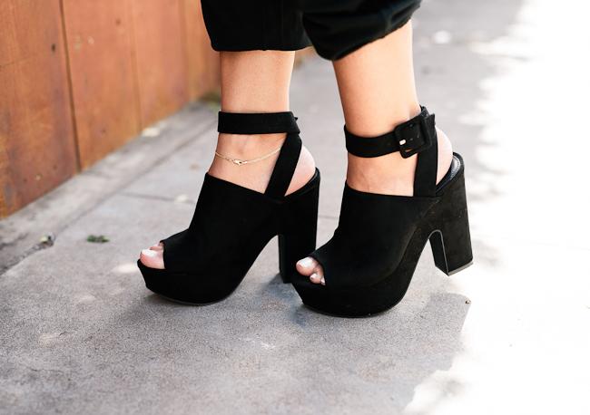 Forever 21 Platform Sandals-2