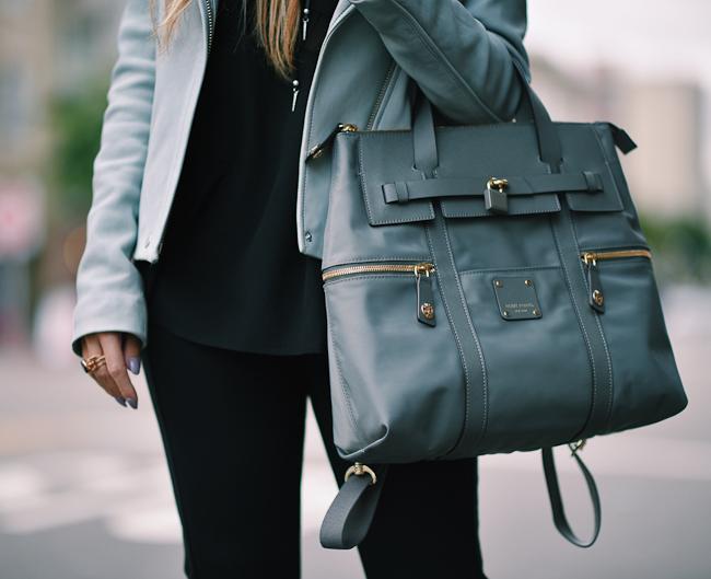 Henri Bendel Jetsetter Backpack