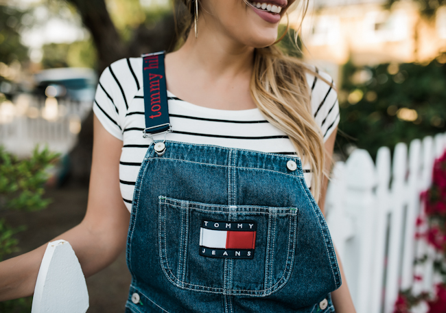 Tommy Hilfiger Dungaree Overalls-12