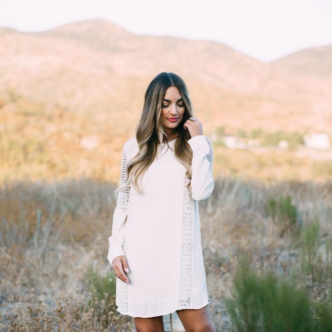 ASTR Boho Dress