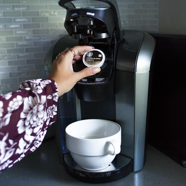 Starbucks® Caffé Latte K-Cup