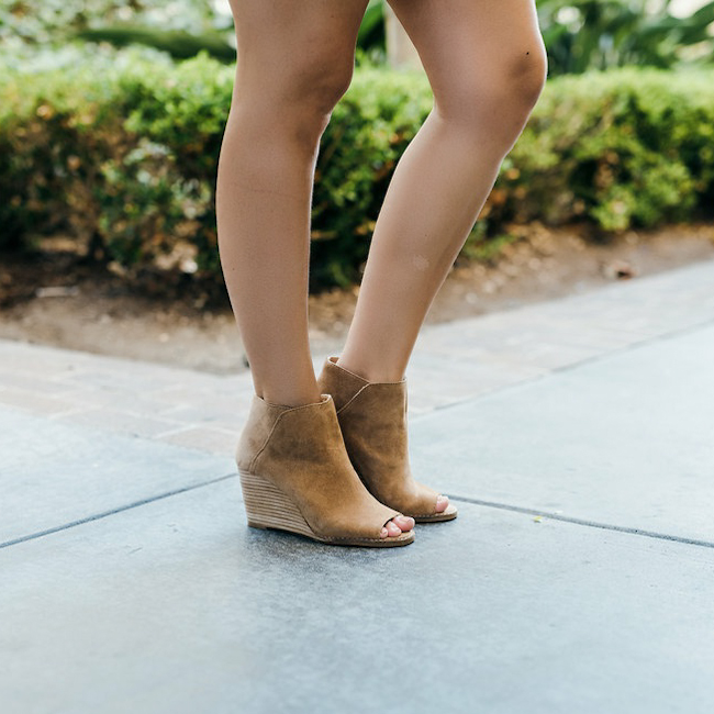 Lucky Brand Zappos Booties