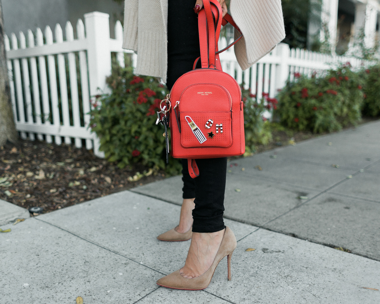Henri Bendel Fall Outfit