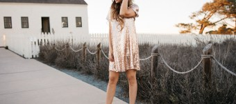 Lulus Holiday Dress: Sequins for the Holidays