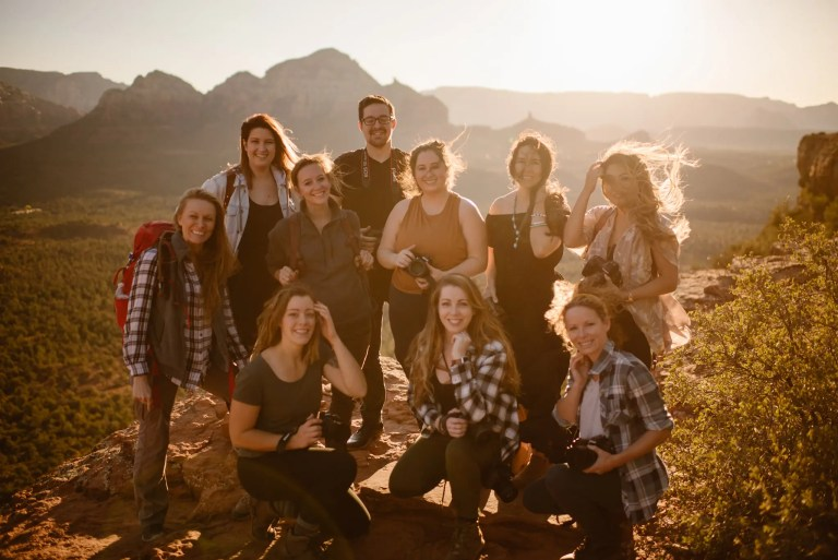 Overview of the 2020 Photography Workshop in Sedona