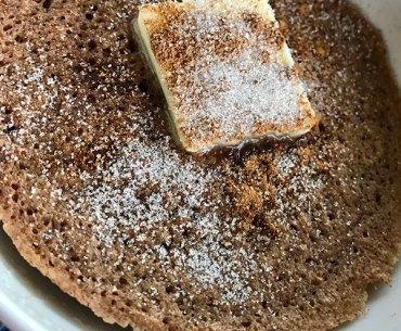 Grain Free Cinnamon Muffin In A Bowl Recipe