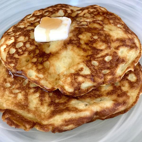 Pancakes Grain Free Sugar Free