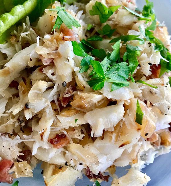 Fish Hash Recipe