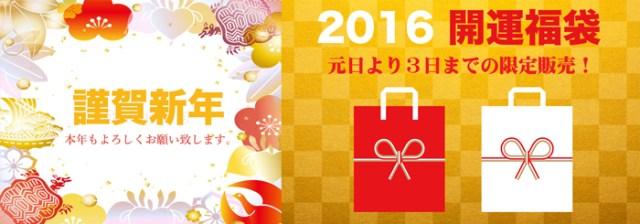 2016 オルゴナイト福袋