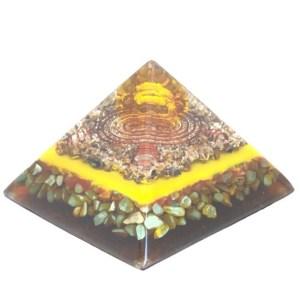 ギガ・ドラゴン オルゴナイトピラミッド