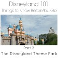 All about Disneyland Park