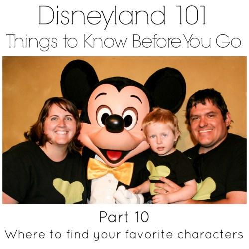 Disneyland 101 Part 10