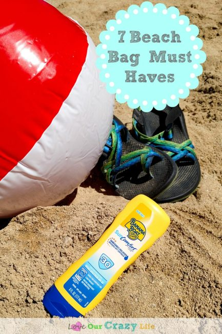 7 Beach Bag Must Haves