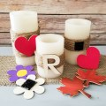 DIY Rustic Candles for all holidays