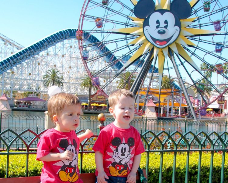 Affordable vacation that included Disneyland