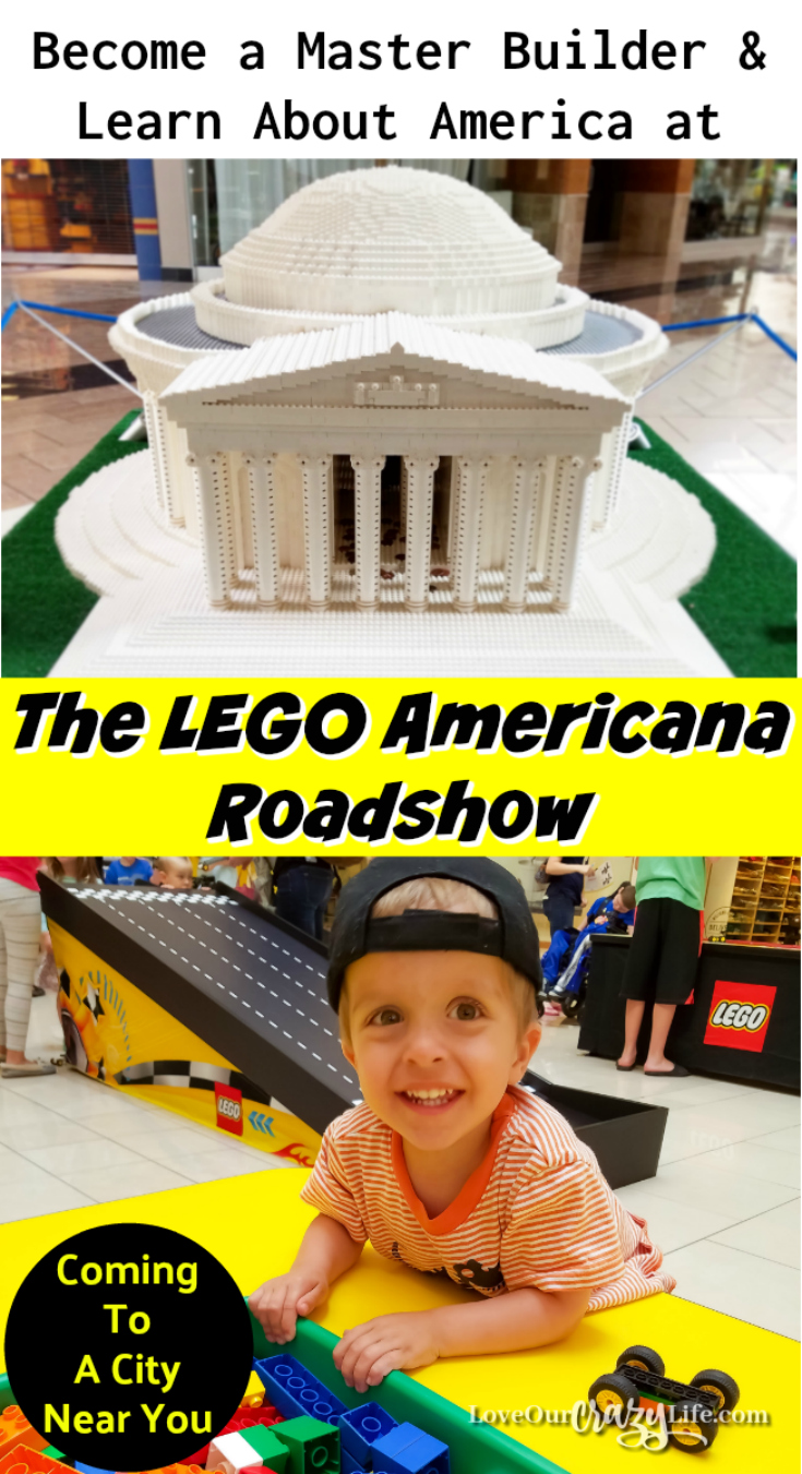 The LEGO Americana Roadshow is touring the country. Find out what you can expect and how you can recreate some of the sculptures at home.Kids | Legos | History | Educational | Fun | Exhibits | Monuments | Washington DC | Homeschool | Summer