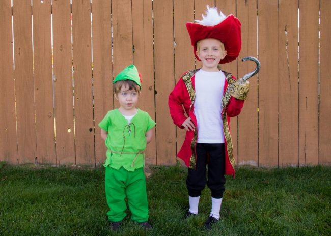Captain Hook Costume
