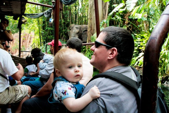 Travel With Young Kids