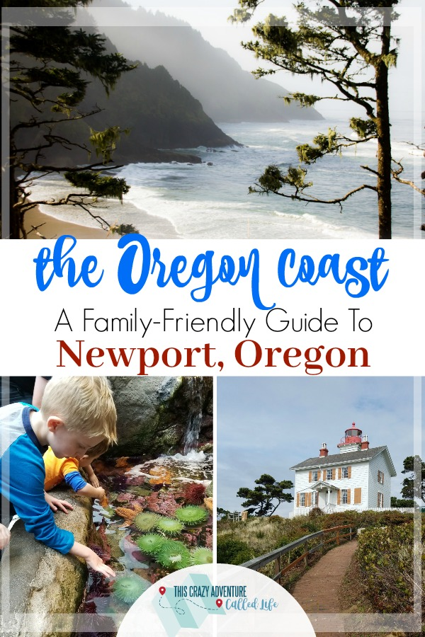 The Oregon Coast is beautiful so it can be hard to choose which coastal town to visit. Check out why Newport, Oregon is the perfect destination for families. Everything from lodging to activities and more. #Oregon #DiscoverNewport #Newport #WestCoast #Highway101 #Seattle2SanDiego