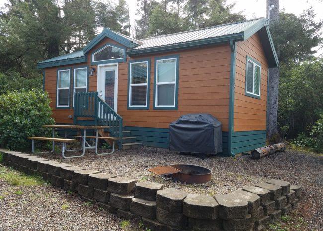 Cabin in Newport, Oregon