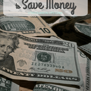 20 Great Ways To Save Money